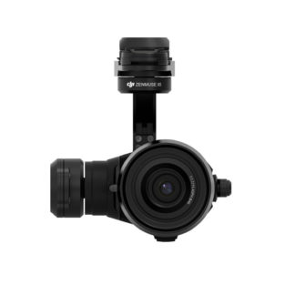 Zenmuse x5 with lens